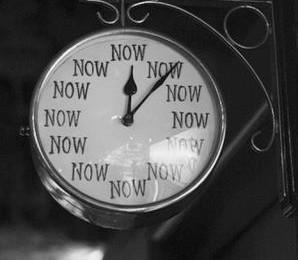 La vita è sempre adesso